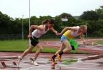 Birgers 100m start