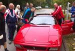..plus en Ferrari