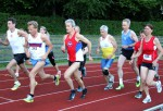 Eriks 1500m start