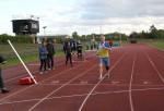 Erik i mål på 400m
