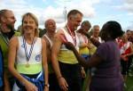 Veteranholder får DM-sølv og Øst-guld i 2009