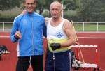 Jens og Kaare i finalen