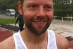 Bjarke efter 5000m