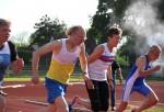 Birger på 100m